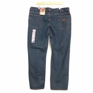 NEW Carhartt Straight Traditional Fit Jeans 44X30